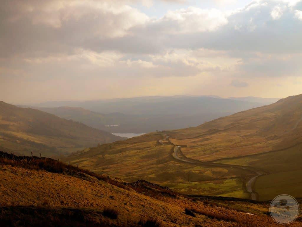 The Struggle, Cumbria, England