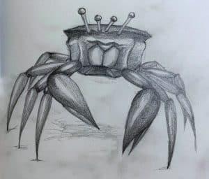 Pincy Sketch - by Nemo