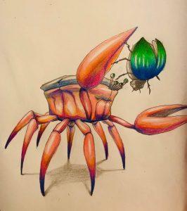 Pincy - by Nemo