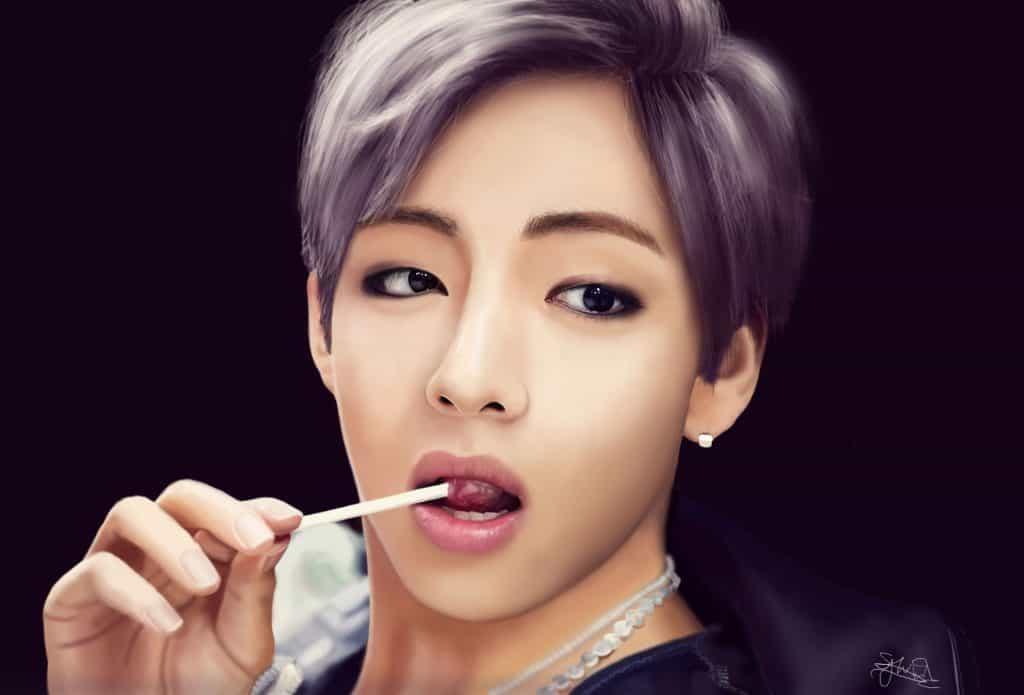 BTS V__by Vany